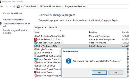 Download citrix workspace 1812 full